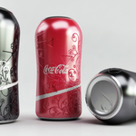 coke cola conceptual cane design