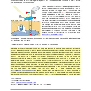 Solar-aided Groundwater Air Pumps - India