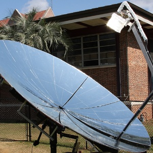 Low Cost Solar Steam Generator