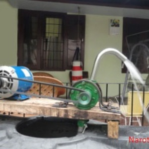 Motorized Pump