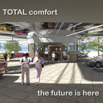 Total comfort - the future is here