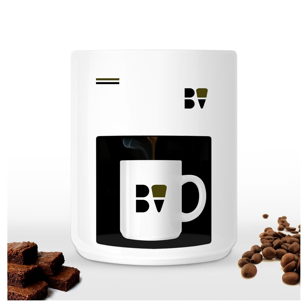 Bv coffemaker bigger