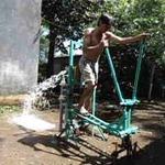 Daichi Treadle Pump