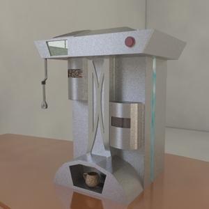 Coffee bean-RGB