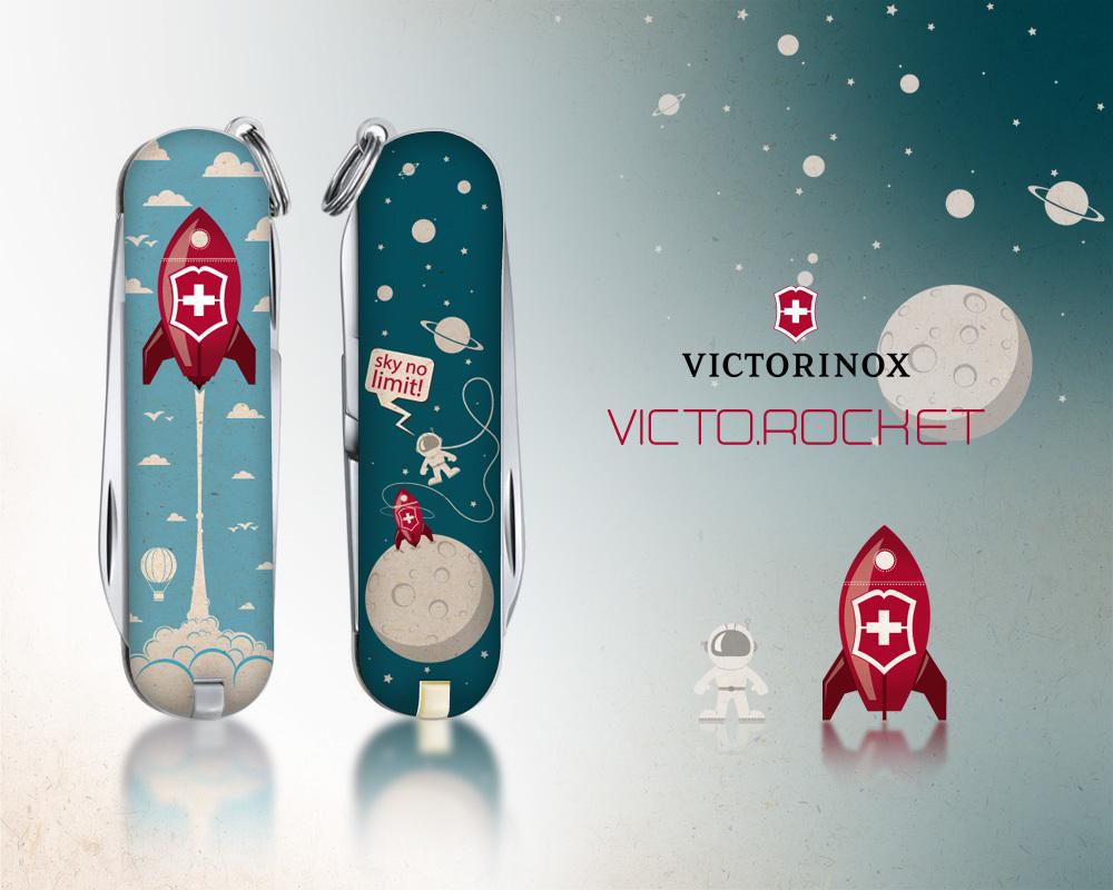 Victo rocket new bigger