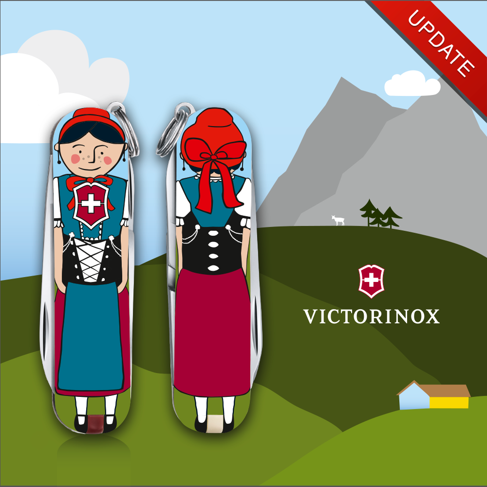Victorinox 4 bigger
