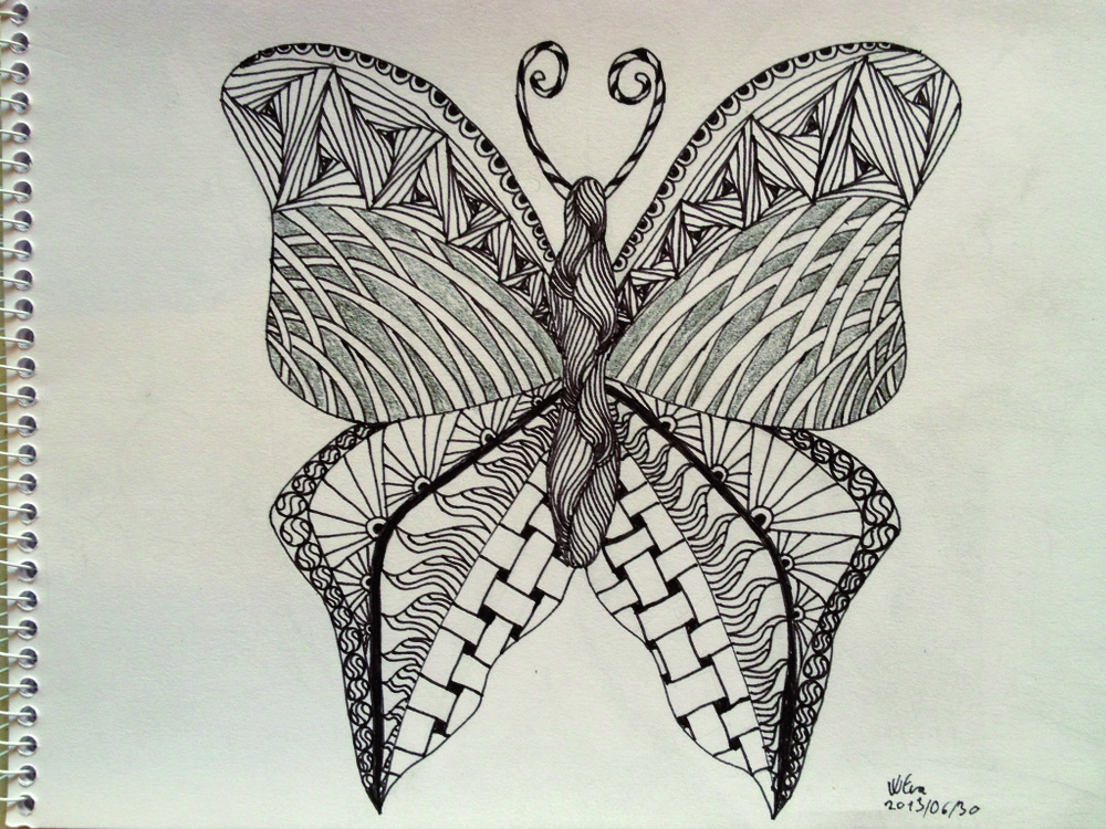jovoto / Evolution of a butterfly :) / Level2 / jovoto GmbH