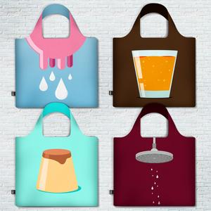 """Selfmade Illustration Bag """"Dinge & Zeugs"""""""