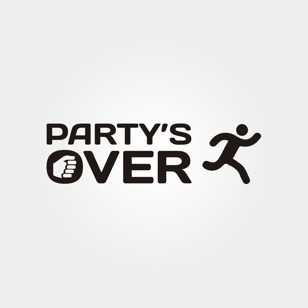 Party logo negro 1 bigger
