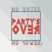 No Votes , No Power! Flat