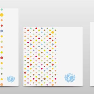 color dots UNICEF