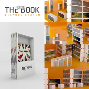 INSIDE THE BOOK - enlarge system