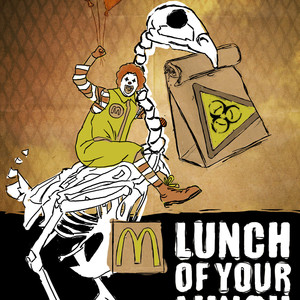 The lunch of your lunch