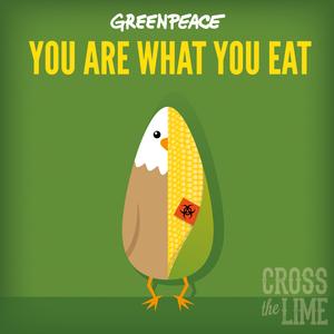Du bist, was Du isst.