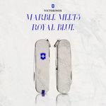 Marbel meets Royal Blue