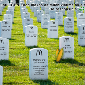 Victims of World War III - Gen Food War