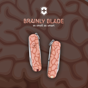 brainy blade - as small as smart