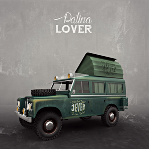 Patina Lover