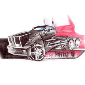 Sketch of concept cars!