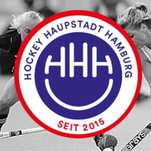 A smile for Hockey Hauptstadt Hamburg!