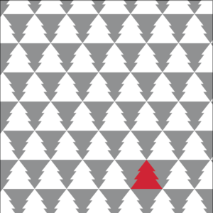 pine geometric