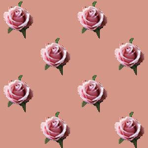 Pixel Rose