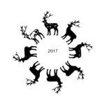 Circle of Deer