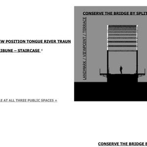 CONSERVE THE BRIDGE BY SPLITTING IT