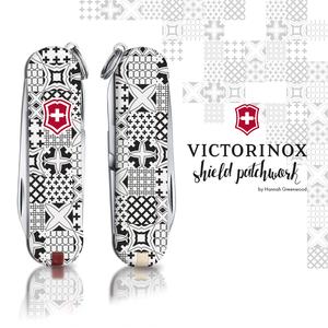 Victorinox Shield Patchwork