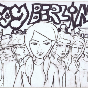 SAY BERLIN COMIK