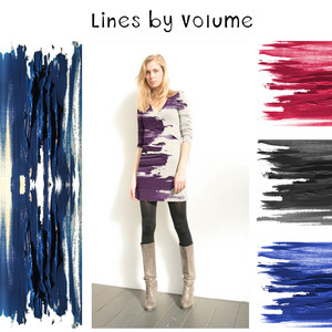 Lines by volume