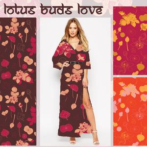 Lotus Buds Love