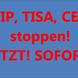 TTIP stoppen, Lied gegen TTIP, Stop the TTIP
