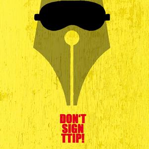 TTIP blindfolds us!