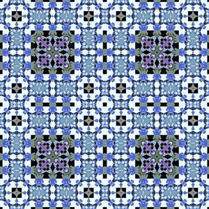 Patchwork2  Pretty Mosaic