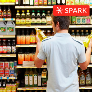 #spark: Coocklist - Shopping list 2.0