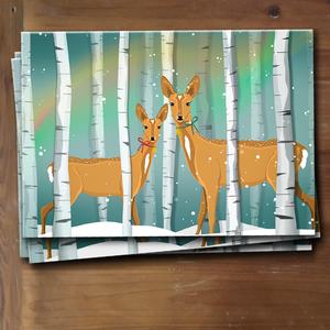 christmas deers*