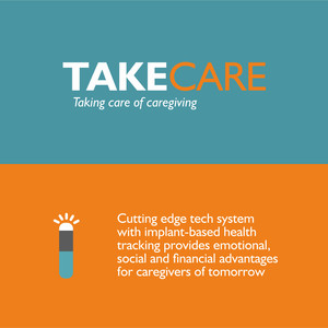 TAKE CARE - Taking care of caregiving: high-tech help system for caregivers