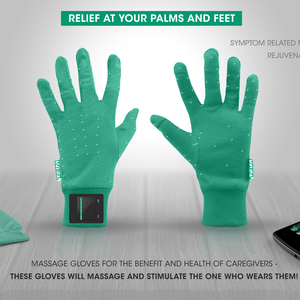 Relief at your palms and feet