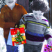 Kids enjoying life AND WINTER HOLIDAYS