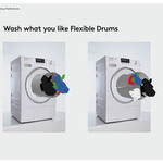 Wash what you like Flexible Drums