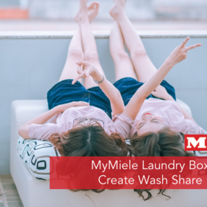 MyMiele Laundry Box - Create Wash Share