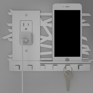 Key holder switch