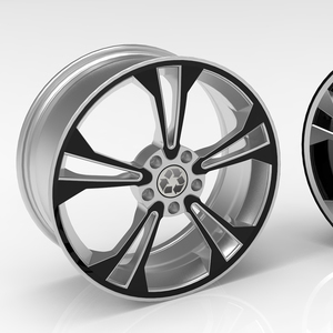 Racing Rims (Recycled)