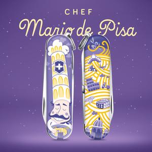 Chef Mario de Pisa