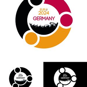 "Logo project ""Euro 2024 Germany"""