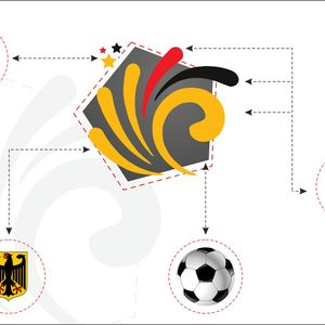EURO 2024 LOGO - THE SECRET OF DETAILS