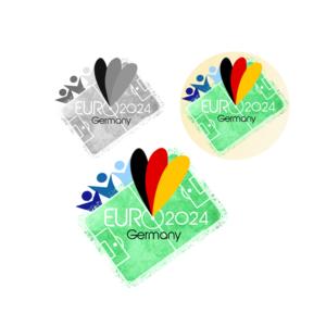 Euro 2024- Bid Logo