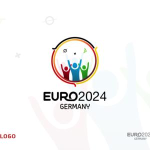 GERMANY - EURO 2024 LOGO