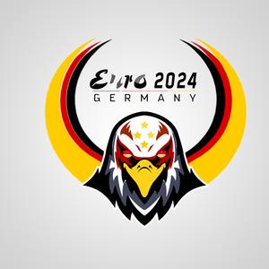 Logo Euro 2024 Germany